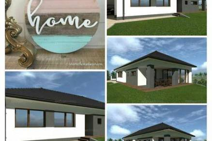 Eladó 1+4 szobás családi ház Szombathely, új építésű