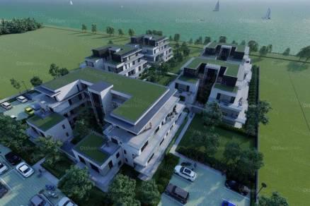 Siófok új építésű, 3 szobás