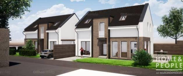 Szeged új építésű, 3+3 szobás