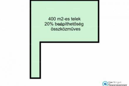 Eladó telek Szeged
