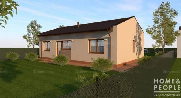 Eladó telek Újszentiván, új építésű