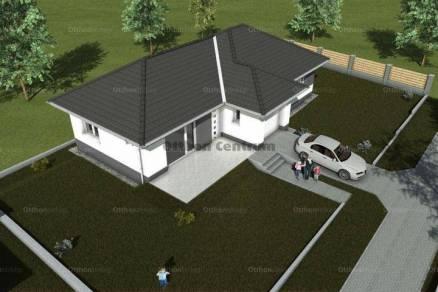 Családi ház eladó Csomád, 100 négyzetméteres