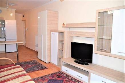 Győri lakás kiadó, 30 négyzetméteres, 1 szobás