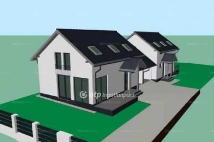 Érdi új építésű ikerház eladó, 103 négyzetméteres, 3+1 szobás