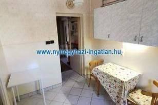 Eladó 2 szobás lakás Nyíregyháza