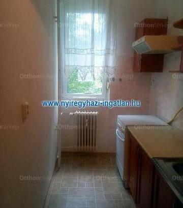 Nyíregyházai lakás eladó, 43 négyzetméteres, 1+1 szobás