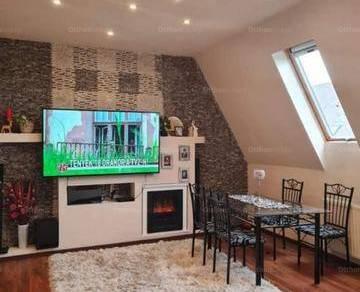 Kaposvári eladó lakás, 1+2 szobás, 59 négyzetméteres