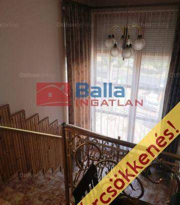 Budapest 3+2 szobás sorház eladó