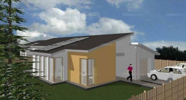 Új Építésű eladó ikerház Úrhida, 4 szobás
