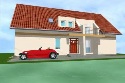 Új Építésű eladó nyaraló Balatonberény, 3 szobás