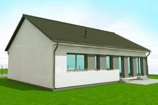 Nyékládháza új építésű családi ház eladó, 4 szobás