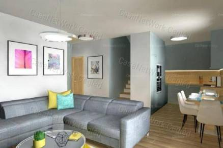 Szolnok eladó új építésű lakás