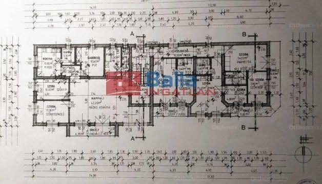 Hévízi eladó családi ház, 18+5 szobás, 523 négyzetméteres