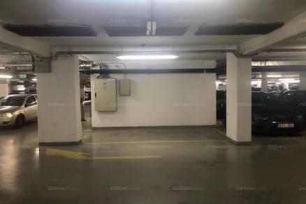 Eladó garázs, Budapest