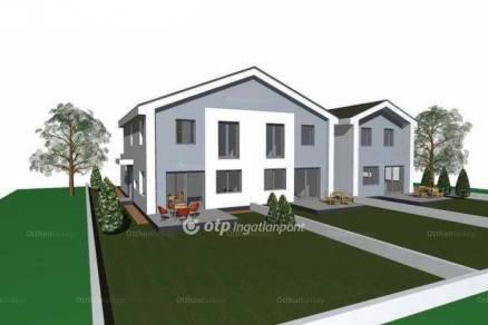 Budapesti új építésű családi ház eladó, 138 négyzetméteres, 4+1 szobás
