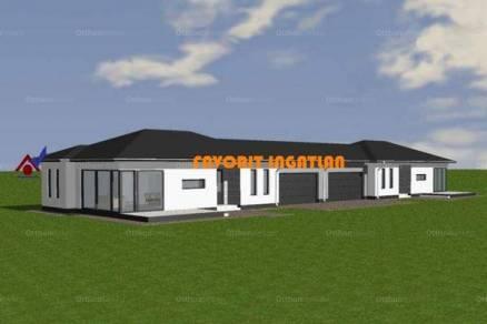 Nyíregyházai új építésű ikerház eladó, 120 négyzetméteres, 3 szobás
