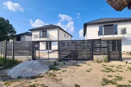 Budapest 5 szobás új építésű ikerház eladó