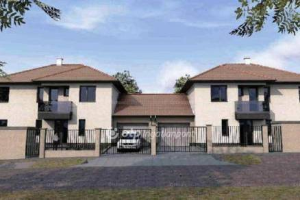Budapest új építésű ikerház eladó, 3+3 szobás