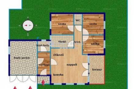 Eladó családi ház Zalaegerszeg, 4 szobás, új építésű