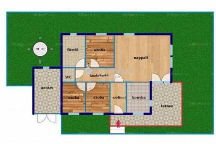 Zalaegerszeg új építésű családi ház eladó, 5 szobás