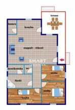 Helvécián eladó új építésű családi ház a Kiskőrösi úton