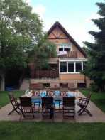 Budapesti családi ház eladó, 260 négyzetméteres, 5 szobás