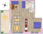 Budapesti új építésű eladó lakás, Kaszásdűlőn, Csillagszem utca 6