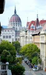 Budapest, V. kerület Alkotmány utca