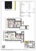 Eladó új építésű lakás Terézvárosban, VI. kerület Izabella utca, 2+1 szobás