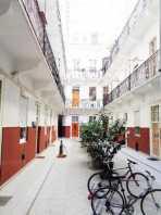 Budapesti lakás eladó, 46 négyzetméteres, 1+1 szobás