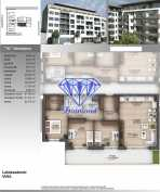 Eladó új építésű lakás, Budapest, Angyalföld, Angyalföldi út, 1+3 szobás
