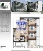Eladó új építésű lakás, Budapest, Angyalföld, Petneházy utca, 2+3 szobás