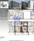 Eladó új építésű lakás Angyalföldön, XIII. kerület Petneházy utca, 2 szobás