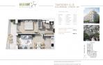 Eladó új építésű lakás Angyalföldön, Taksony utca 7-9., 2 szobás