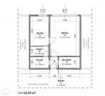 Eladó lakás Rákosfalván, az Ond vezér útján 13-15-ben, 1+1 szobás