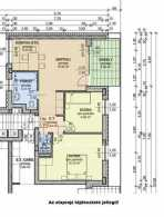 Siófokon eladó új építésű lakás