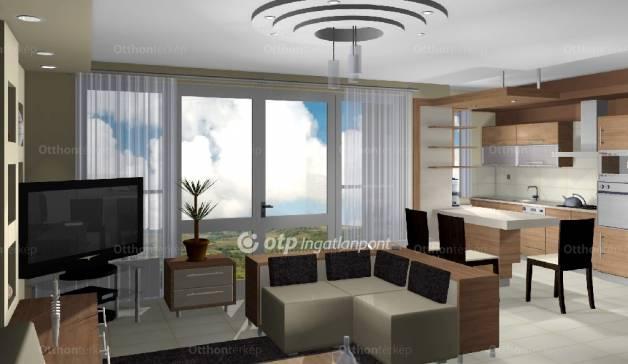 Sopron új építésű, 1+2 szobás
