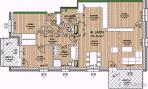 új építésű eladó lakás Székesfehérvár, 4 szobás