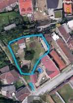 Eladó telek Miskolcon az Avasalja utcában