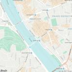 Kiadó lakás, Budapest, Belváros, Belgrád rakpart, 2+1 szobás