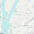 Budapesten kiadó lakás Újlipótvárosban a Tátra utcában, 82 négyzetméteres