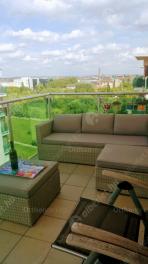 Kiadó 1+1 szobás új építésű lakás Vizafogón, Budapest, Turóc utca