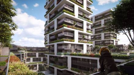 Eladó 4+1 szobás új építésű lakás Budapest, Attila utca 14-18.