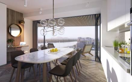 Eladó 2 szobás új építésű lakás Budapest, Cserhalom utca 2.
