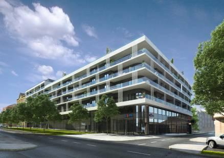 Eladó lakás Budapest, Víziváros, Csalogány utca, 43., új építésű