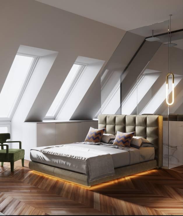 Eladó új építésű lakás Terézvárosban, Jókai utca 20., 3 szobás