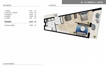 Eladó lakás Balatonföldvár, új építésű