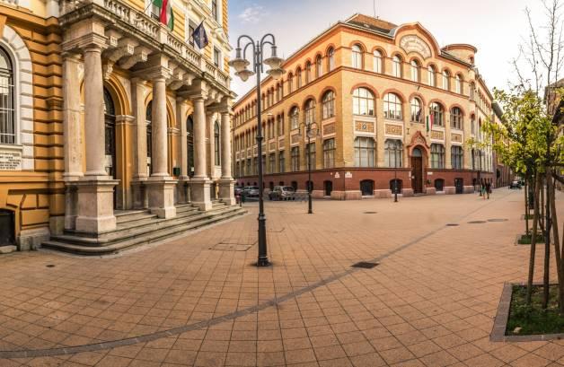 Budapest, VIII. kerület Horváth Mihály tér 15.