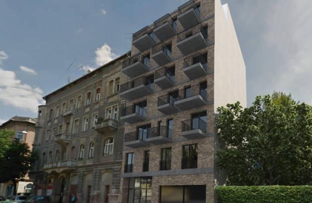 Eladó lakás Budapest, Józsefváros, Horváth Mihály tér, 15., új építésű