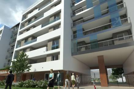 Új Építésű lakás eladó Budapest, Angyalföld Szobor utca 2., 61 négyzetméteres